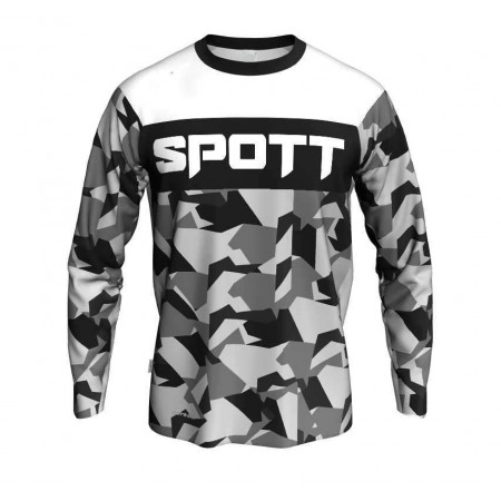Maillots DH Camo